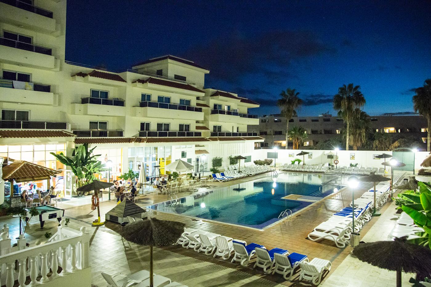 Photos oro blanco apartments tenerife official website - Piscina playa ...