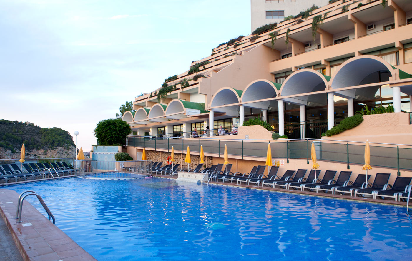 Hotel club cartago ibiza official website for Hotels ibiza